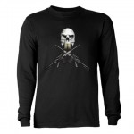 AR15 skull n bones