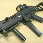 Awesome Heckler and Koch Short Barrel Rifle