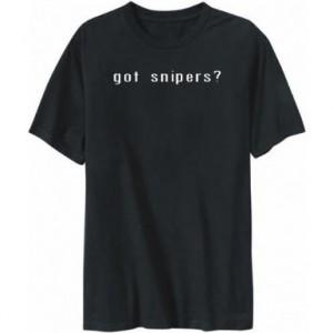 Got Sniper T-Shirt