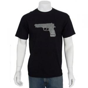 Second Amendment Constitution T-Shirt